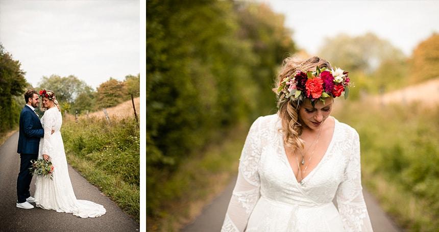 mariage photographe videaste graphiste Belgique La Corde au coeur